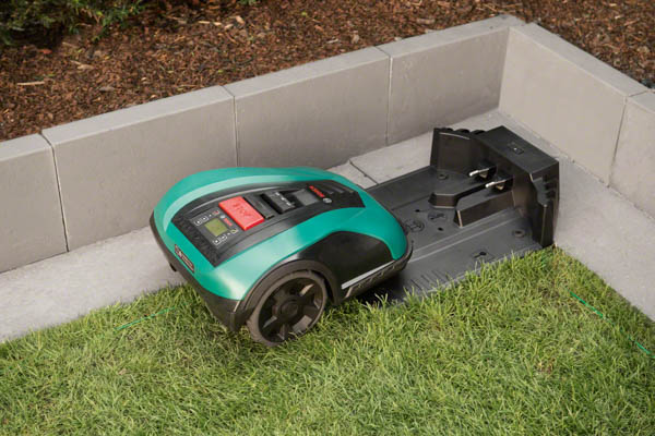 Bosch Indego 350 base